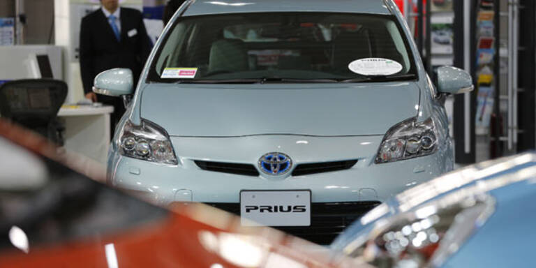 Toyota: 2 Techniken zur Unfallvermeidung