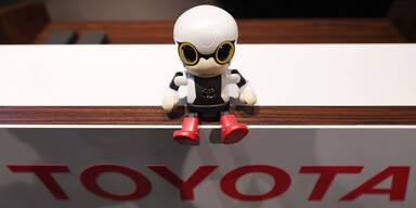 Toyota bringt putzigen Mini-Roboter