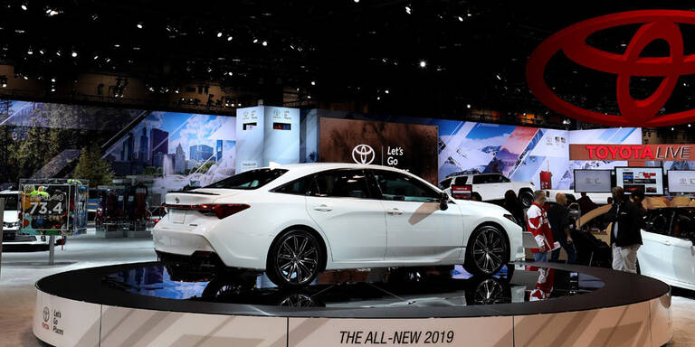 Toyota besser als Premiumhersteller