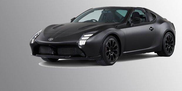 Toyota zeigt Hybrid-Sportler mit Targadach