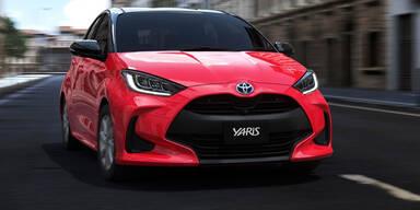 Das ist der völlig neue Toyota Yaris