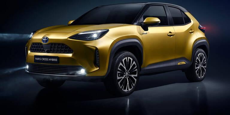Yaris Cross: Das ist Toyotas neues City-SUV