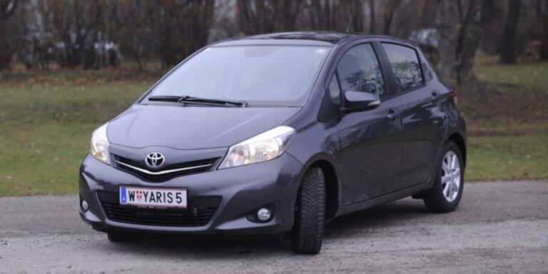 Der neue Toyota Yaris im Test