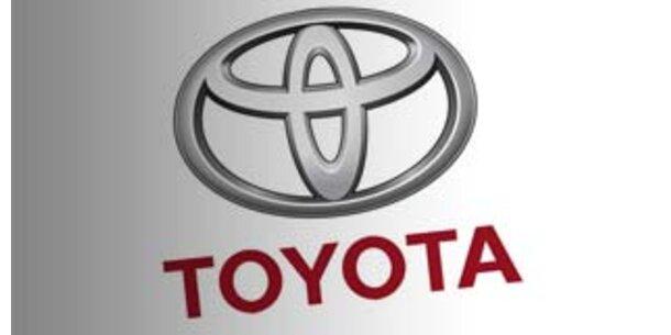 Toyota ist nun größter Autobauer der Welt
