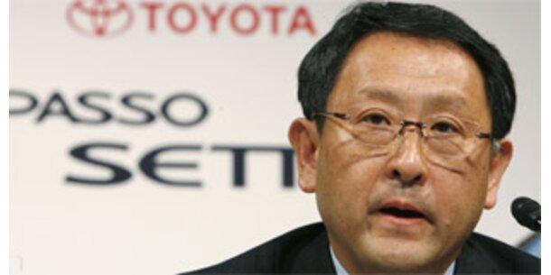 Akio Toyoda übernimmt Führung von Toyota