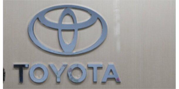 Toyota ist nun größter Autobauer weltweit