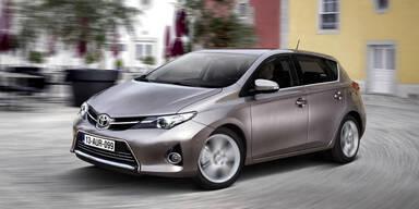 Das kostet der neue Toyota Auris