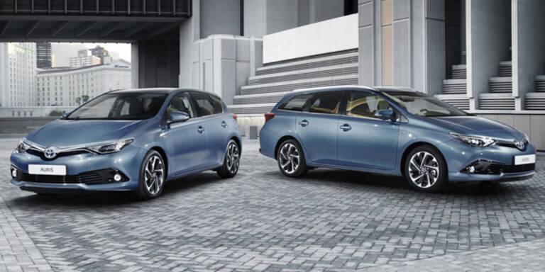 """Der """"neue"""" Toyota Auris startet"""