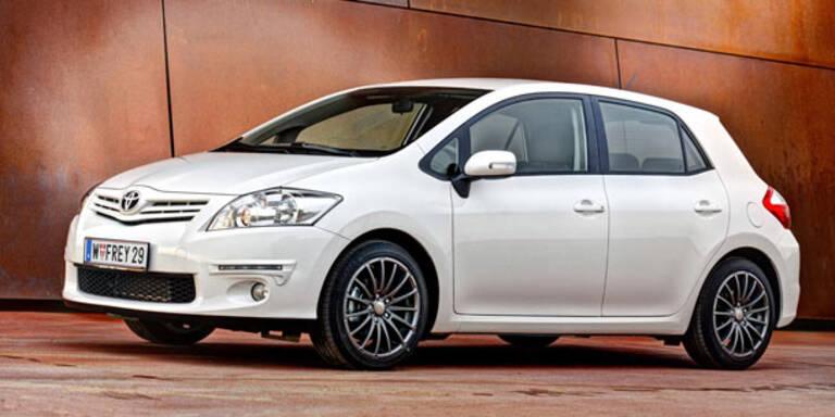 Toyota bringt den Auris Titan an den Start