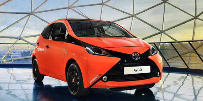 Startschuss für den neuen Toyota Aygo