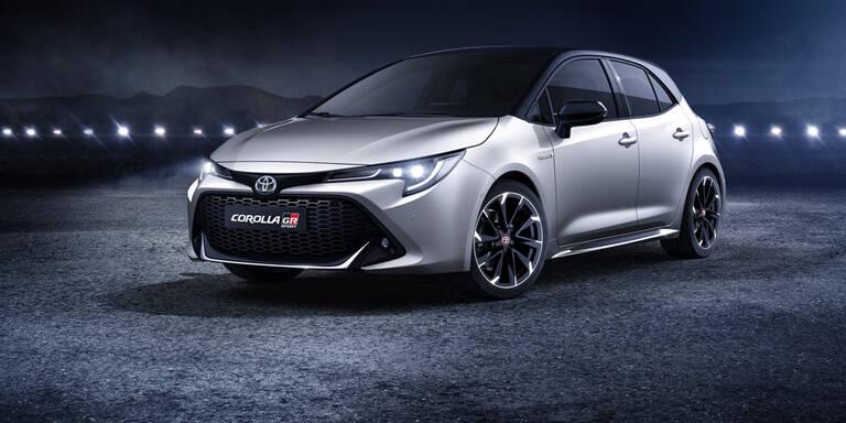 Neuer Corolla im Sport- & Outdoor-Look