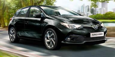 Toyota bringt viele Edition 45 Modelle