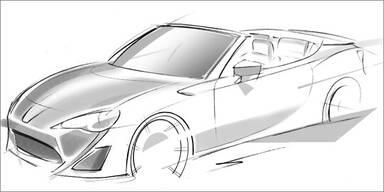 Toyota bringt den GT86 als Roadster
