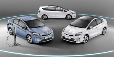 Toyota hat 4 Mio. Vollhybrid-Autos verkauft