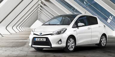 Der neue Toyota Yaris Hybrid im Test