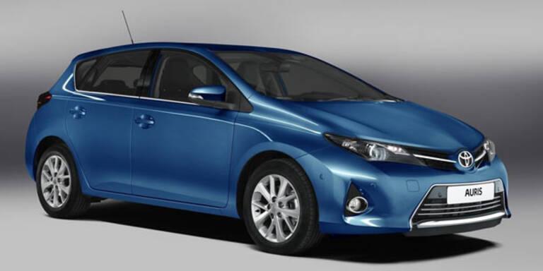 Toyota wieder größter Autobauer der Welt