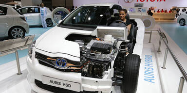 Toyota zur weltweit grünsten Marke gekürt