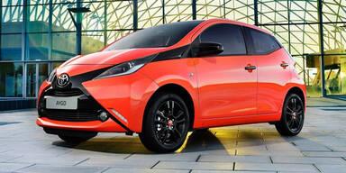 Alle Infos vom neuen Toyota Aygo