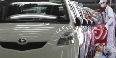 Toyota ruft 2,8 Millionen Autos zurück