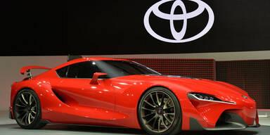 Größte Autobauer: Toyota vor GM und VW