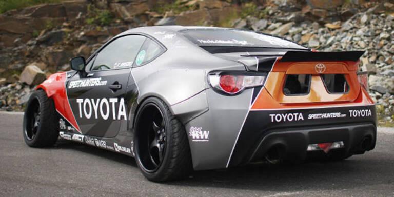 Der weltweit schärfste Toyota GT86