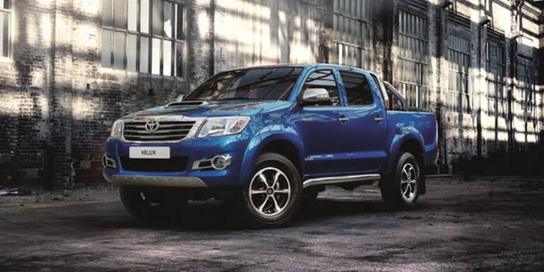 Toyota bringt den Hilux Invincible