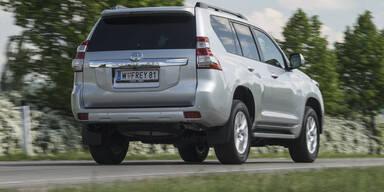 Toyota Land Cruiser 2,8 D-4D im Test