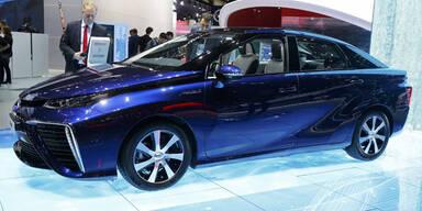 Toyota will mehr Mirai verkaufen