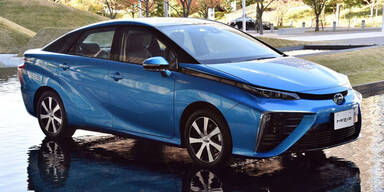 Innovativstes Auto der Welt startet