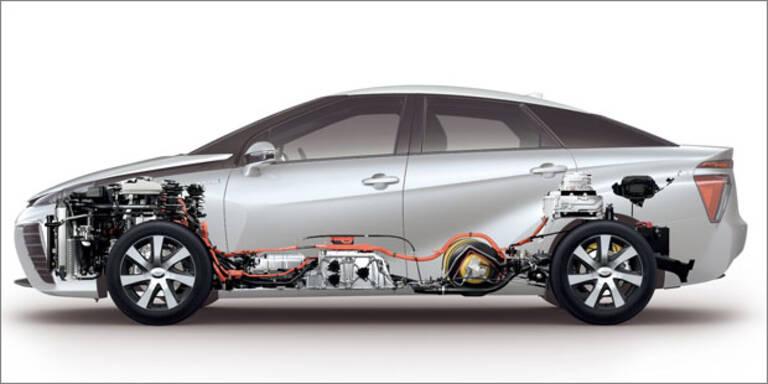 Toyota ist erneut Patent-Weltmeister