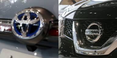 Mega-Rückruf bei Toyota und Nissan
