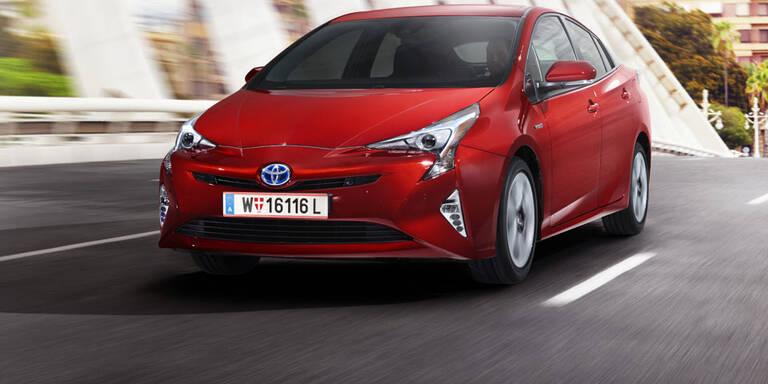 Toyota hat 9 Mio. Hybrid-Autos verkauft