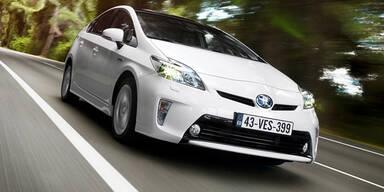 Toyota hat 8 Mio. Hybrid-Autos verkauft