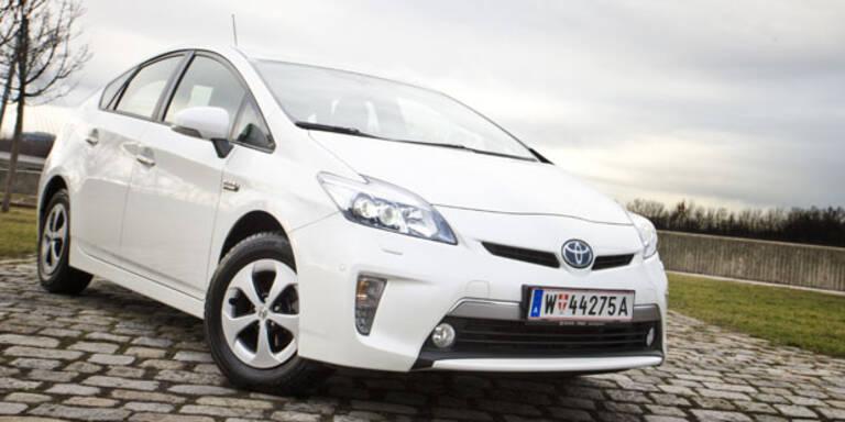 Toyota ruft 600.000 Hybrid-Autos zurück