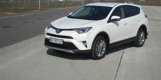 Toyotas Hybridanteil bei uns über 50 Prozent