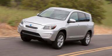 Toyota stellt den RAV4 mit E-Motor vor