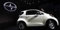 Wir kennen diesen Wagen nur als Toyota IQ. In den USA geht er für Toyotas