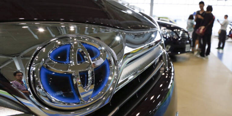 Toyota ruft 7,4 Millionen Autos zurück