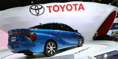 "Toyota setzt auf ""VW""-Strategie"