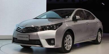 Toyota verkaufte über 10 Millionen Autos