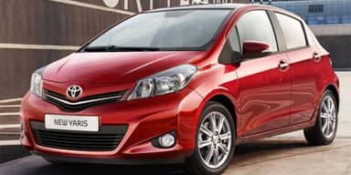 Neuer Toyota Yaris: Erste offizielle Fotos