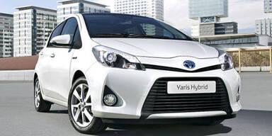 Toyota verkauft 1 Mio. Hybrid-Autos im Jahr
