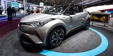 Toyota pfeift künftig auf Dieselautos