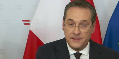 Strache tritt als Vizekanzler und FP-Chef zurück