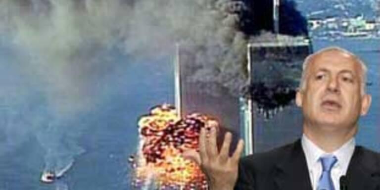 Netanjahu bezeichnet 9/11 als gut für Israel