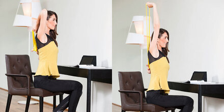 Das Büro als Fitness-Studio