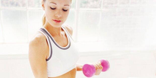 Kein Muskelkater nach dem Sport