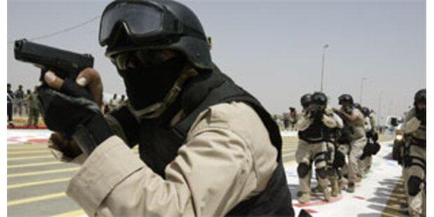 Brachte sich im Irak entführter Brite um?
