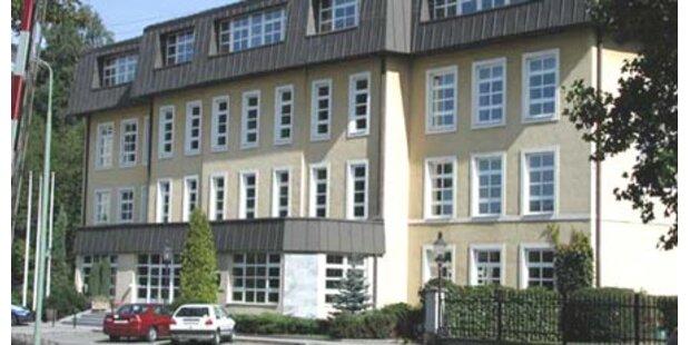 Hauptschule Traisen fast abgefackelt