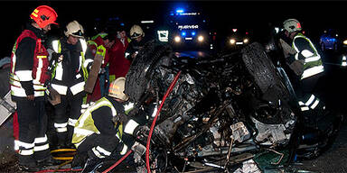 Unfall A2 Traiskirchen
